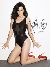 Katy Perry SIGNED SEXY PHOTO Bombshell Photoshoot AUTOGRAPH LOOK