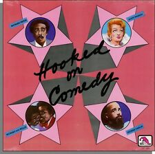 Hooked on Comedy (1982) - New Laff LP Record! Richard Pryor, George Carlin!