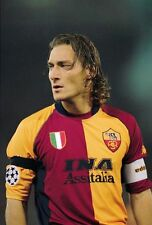 POSTER FRANCESCO TOTTI A.S. AS ROMA 10 ROME SOCCER FOOTBALL CALCIO CAPITANO #8