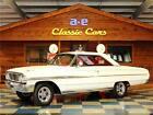 1964 Ford Galaxie  1964 Ford Galaxie 500 – White