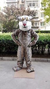 Jaguar Mascot Costume Cosplay Party Game Dress Outfit Advertising Halloween 2019