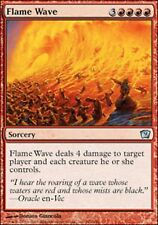 *MRM* FR 2x Vague de flammes (Flame Wave) MTG 8-9th edition