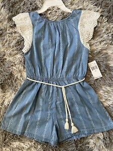 Jessica Simpson Girls Jumpsuit