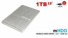 Hard disk esterni Freecom argento USB 3.0
