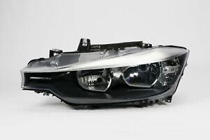 BMW 3 Series F30 12-15 Saloon Headlight Headlamp Left Passenger Near Side N/S