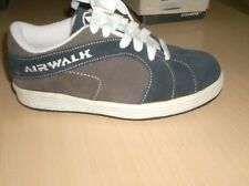 vintage shoes airwalk void collectors 1990 4.5 usa new rare navy gray
