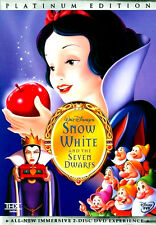 Disney's Snow White and the Seven Dwarfs - 2 DVD Set, Platinum Edition