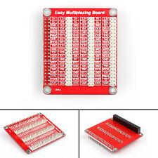 DashTriple PCB GPIO Expansion Board For Raspberry Pi 3/B+/ Pi 2 Model B DIY UE