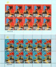 Albania Stamps 2006 - Europe Cept. Europa Integration - Sheet Mnh