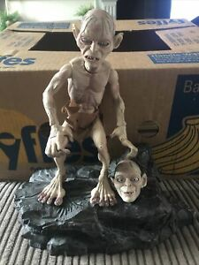 Lord Of The Rings Talking Gollum Large Figure
