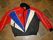Mens Yamaha Jacket by Sportswear Med. Embroidered lettering