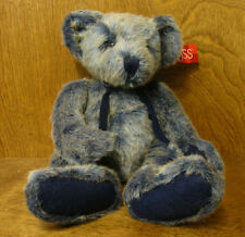 """Russ Berrie #4923 BENSON, 15"""" high plush bear,  NEW w/ tag From our Retail Store"""