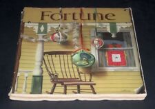 FORTUNE MAGAZINE DECEMBER1942 CHRISTMAS FRONT PORCH IN WARTIME