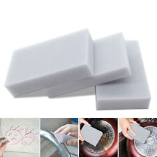 100pcs Multi functional Magic Sponge Eraser Cleaner Sponges Kitchen Bathroom
