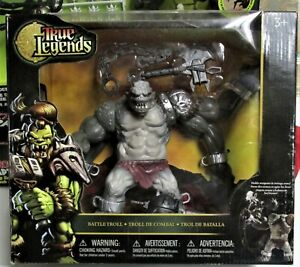 Chap Mei True Legends Battle Troll Toys 'R' Us NIB