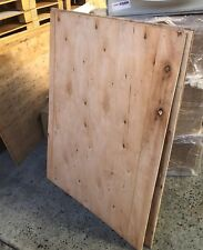 Plywood 110cm x 80cm x 6mm 1x sheet used for pallet coverage as is, local pickup