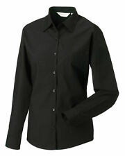 Women's Classic Collar Semi Fitted Tops & Shirts