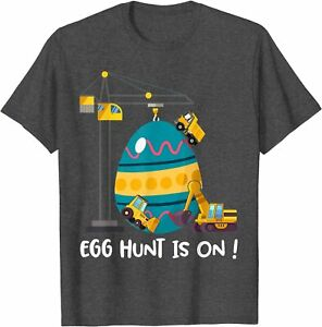 Egg Hunt is On T-shirt - Happy Easter Day T-shirt - Egg Easter Day - Family Gift