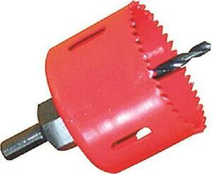 Capri CAP035980 Scie Cloche Diametre 67mm Pour Placo Cloison Sèche Perceuse