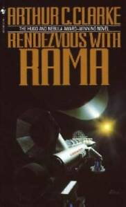 Rendezvous with Rama - Mass Market Paperback By Arthur C. Clarke - GOOD