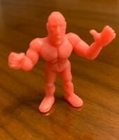 M.U.S.C.L.E. Men #65 Kinnikuman SALMON Color CRYSTALMAN Figure MUSCLE MAN