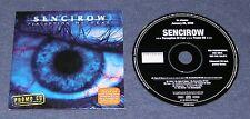 2005 METAL ~ SENCIROW ~ Perception of Fear ~RARE ENHANCED PROMO ~ PROMOTIONAL CD