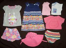 BABY GIRLS BUNDLE FROM NEXT, MOTHERCARE, GAP, TU, PUMPKIN PATCH - 6-9 MONTHS