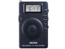 Portable Battery Powered AM/FM Radios