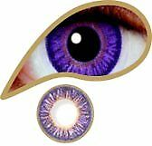 Colored Lenses - MesmerEyez - Pure Violet - Amethyst - 1 day lenses