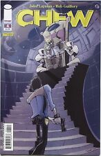 CHEW #4 Image Comic 1st FIRST Print SOLD OUT Near Mint to NM+