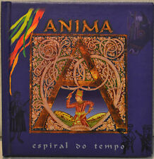 Anima Espiral do Tempo Central South American Latin Spanish CD Deodora Estampie