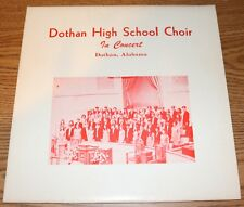 Dothan High School Choir In Concert AL - Harvie B. McClure LP Alabama