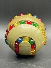 Vintage THE ORB Spherical Gem Twist Handheld Puzzle Game Parker Bros 1982