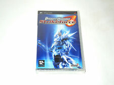 DYNASTY WARRIORS STRIKEFORCE new factory sealed Sony PSP game