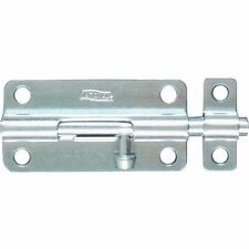 "National and Stanley 20530049 Barrel Bolt - 4"" Standard Duty - Zinc"