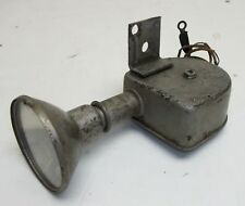 1920's 1930's Under Hood or Trunk or Dash Retractable Trouble Light 6V It's Rare