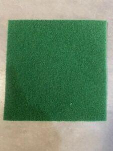 Carpet Tiles 50x 50cm PER TILE Artificial Grass Luxury SOFT GREEN 1CM THICK