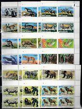 LU 4X COOK ISLANDS - MNH - ANIMALS - BIRDS - 1992