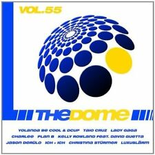 Dome 55 (2010) | 2 CD | Yolanda Be Cool & Dcup, Taio Cruz, Katy Perry, Lady G...