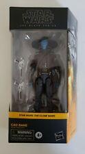 "Hasbro Star Wars The Black Series 6"" Cad Bane Action Figure Unopened"