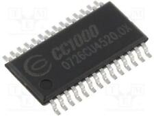 1 x Texas Instruments CC1000PW, RF Transceiver 300MHz to 1000MHz 2.1-3.6V 28-Pin