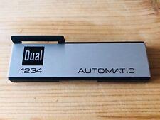Placa tocadiscos Dual 1234