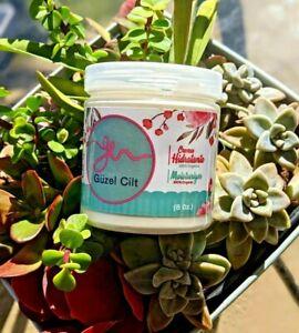 Guzel Cilt 🍑 Moisturizer Cream / Crema 100% Organic For Dry Skin Face & Body