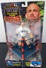 WCW Ring Fighters Bill Goldberg Figure