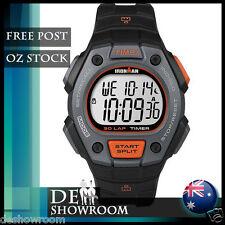 Timex Men's Ironman Triathlon 30-Lap Watch, Alarm TW5K90900 Free Shipping in AU