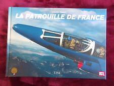 LA PATROUILLE DE FRANCE - French Air Force, Precision Aerobatic Team, RARE book