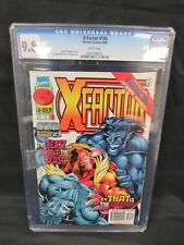 X-Factor #126 (1996) Howard Mackie Story CGC 9.8 White Pages E435