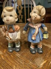 Two L&M Figuries 1956 Japan