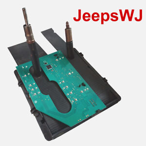Gear selector PCB for Jeep WJ WG 2.7 CRD. NEW