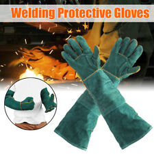 Protective Gloves Anti-scratch Anti-bite Mittens Against Reptile Animal Cat Dog